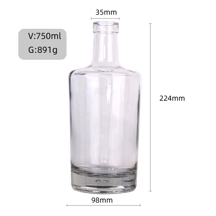 vodka glass bottle