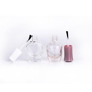 Good User Reputation for Cheap Glass Mason Jar - 6ml 11ml 13ml 14ml nail polish glass bottle with brush cap – Yanjia