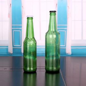 300ml 350ml 500ml colored liquor juice beverage glass bottles