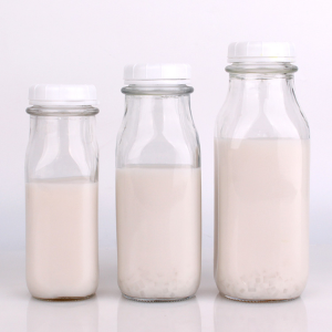 China Supplier Bulb Shaped Glass Jar -