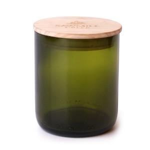 300ml cutting aromatherapy candle glass jar holders