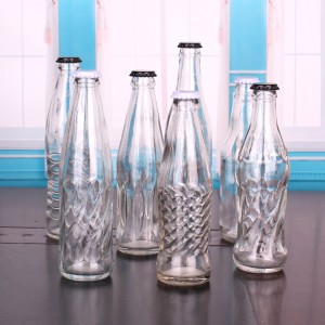 High Quality Hexagon Candy Jar -