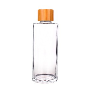 Reasonable price Food Safe Bottles Glass -