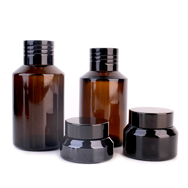 120ml high quality cosmetic perfume spray glass bottle