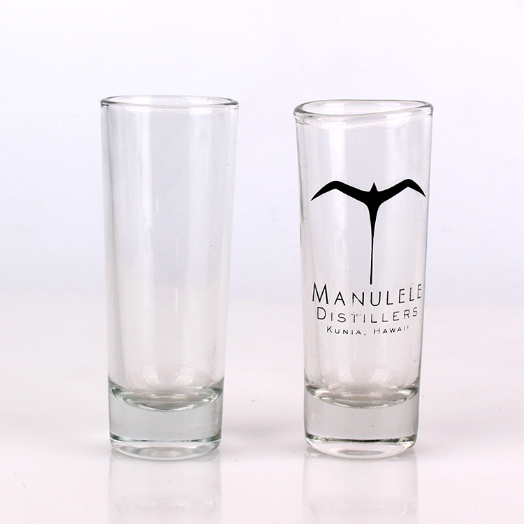 Factory For Glass Coffee Maker - Wholesale transparent 2oz juice water glass cup – Yanjia
