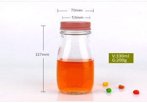 Competitive Price for Glass Bottle For Olive Oil -
