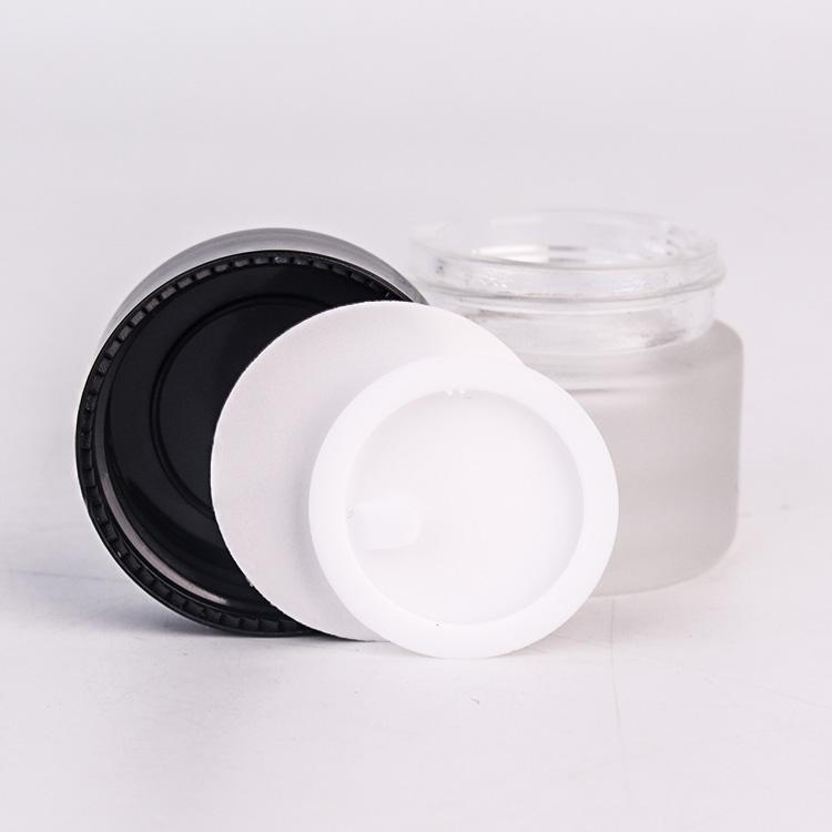 glass cream jar2