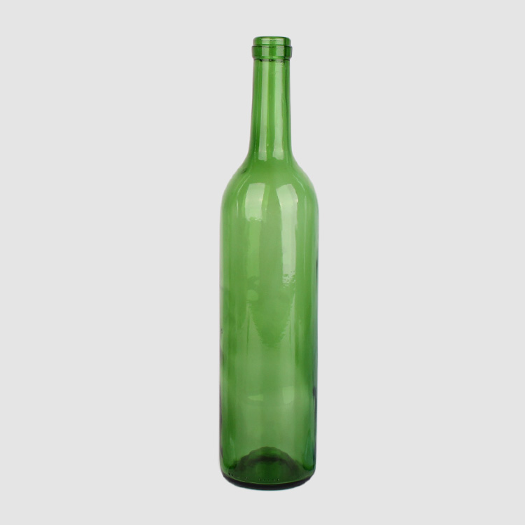 750ml green red wine bottle glass beer bottle
